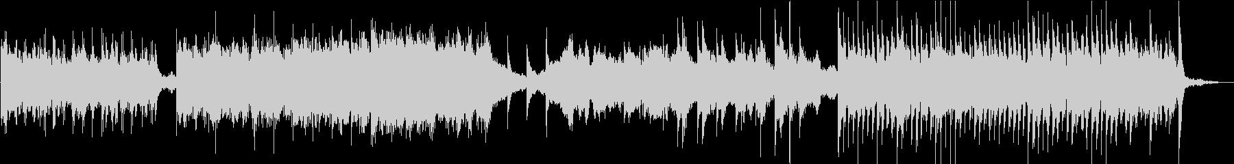 企業VPや映像/壮大オーケストラBGMの未再生の波形