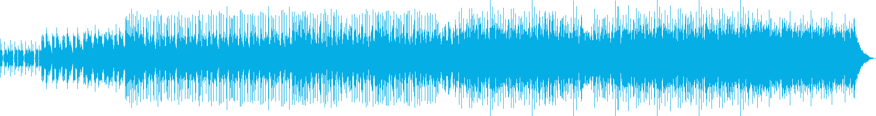 少しパーカッシブなbreakbeats.の再生済みの波形
