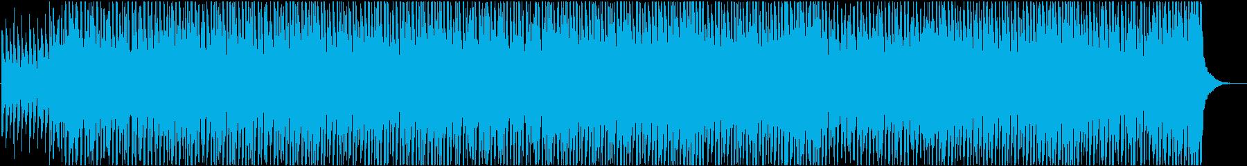 News5 16bit48kHzVerの再生済みの波形