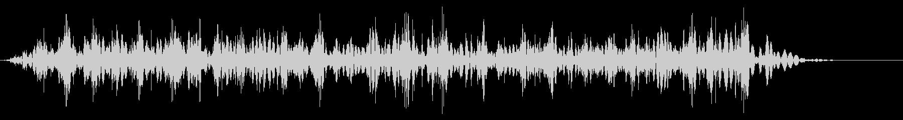 スライムなどが蠢く音 タイプC#4の未再生の波形