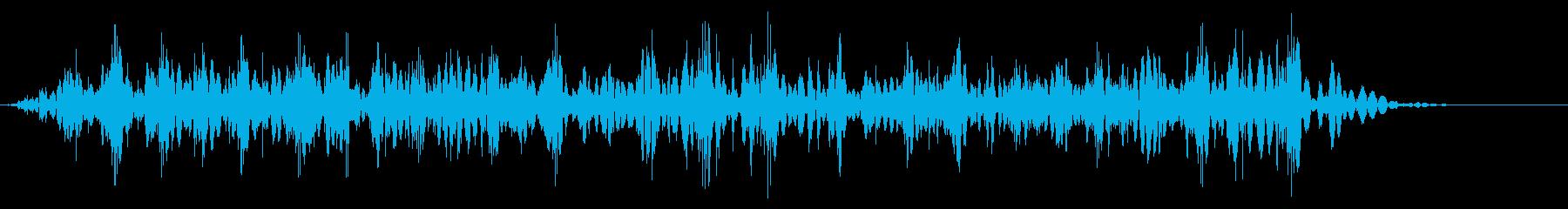 スライムなどが蠢く音 タイプC#4の再生済みの波形