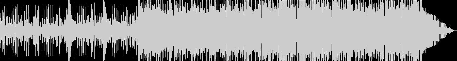 KANT動画用古代的BGMの未再生の波形