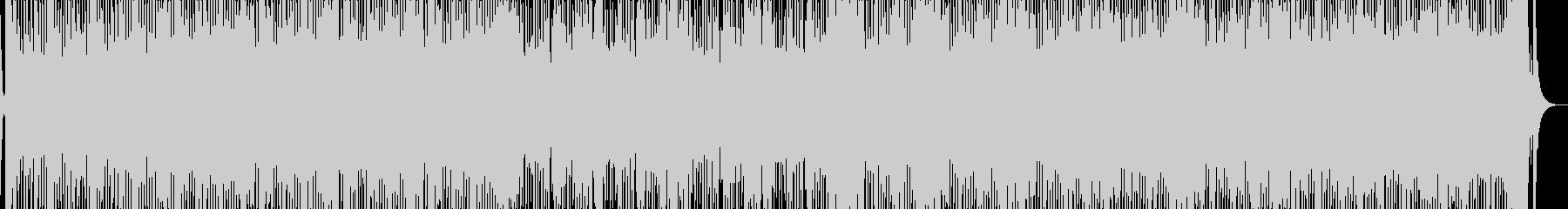 生三味線&ロックドラム 和風ロック  の未再生の波形
