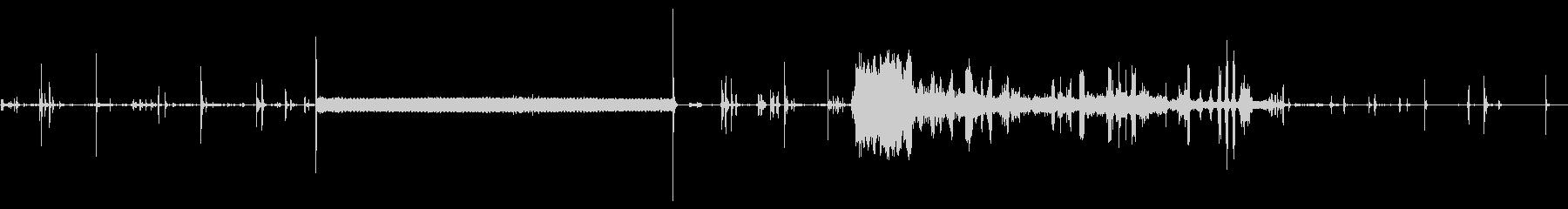 レストランカプチーノマシン:カプチ...の未再生の波形