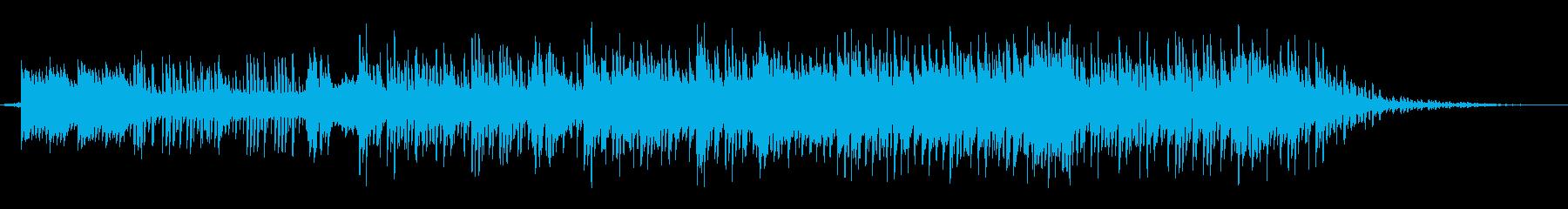 かわいらしく不気味なハロウィン 別verの再生済みの波形