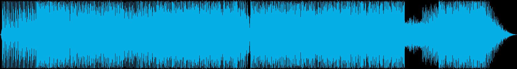 ハードコア。フィルター済み。の再生済みの波形