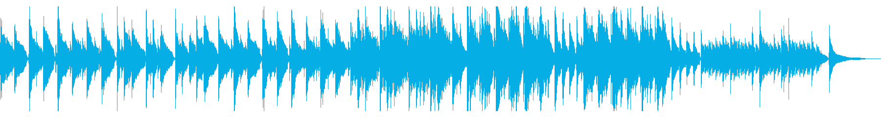 感動ほのぼの映像にギターとピアノで癒しの再生済みの波形