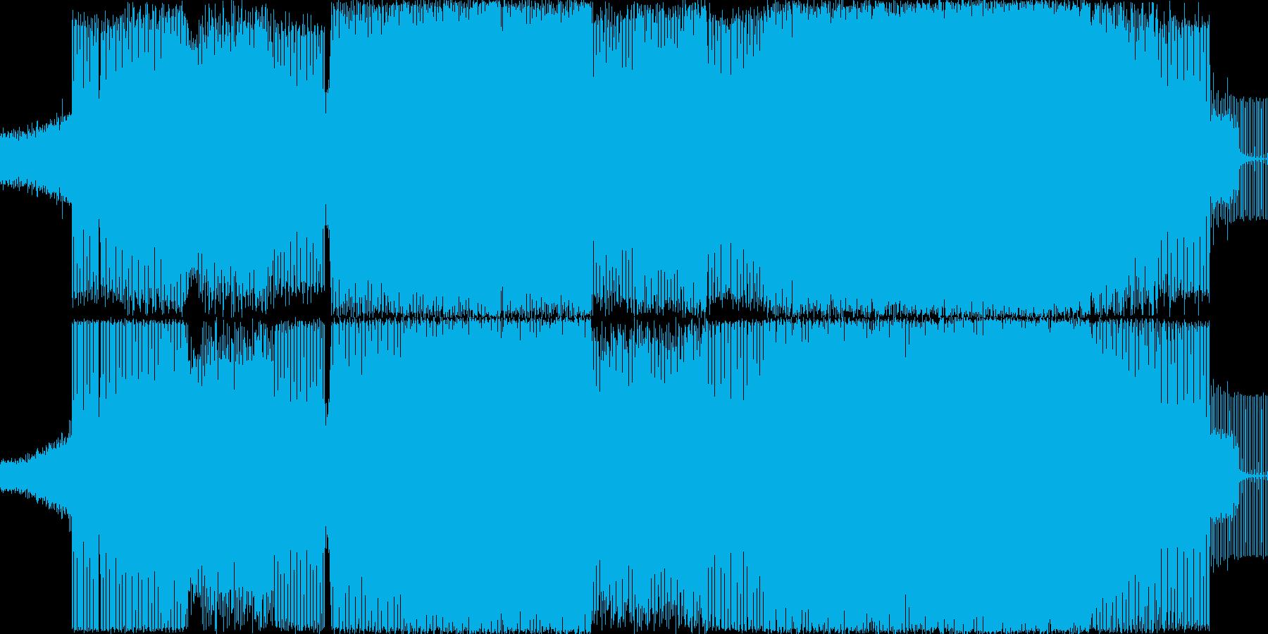 プログレッシブ。 3'30の静けさ...の再生済みの波形