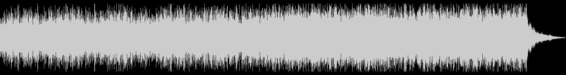 チェロとピアノのアンビエントの未再生の波形