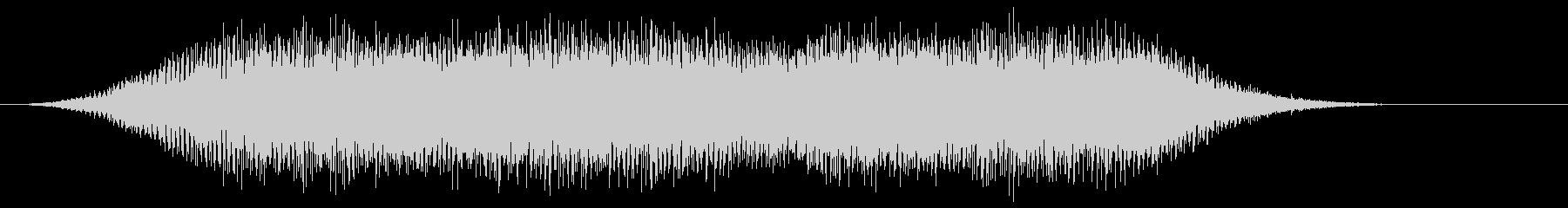 音楽:不気味なコンピューターのビー...の未再生の波形