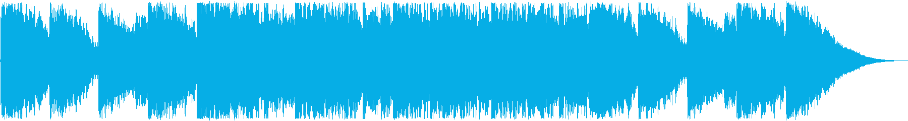CM・おしゃれな洋楽ポップ・女性ボーカルの再生済みの波形