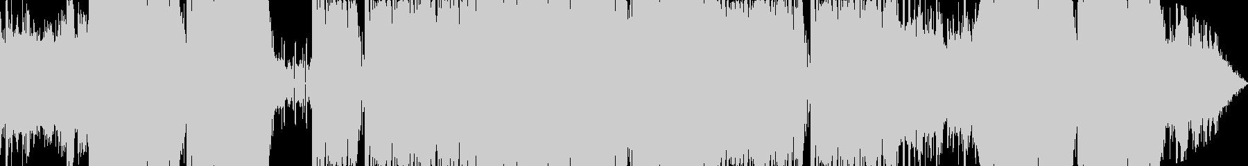 緊迫感のあるベルのメロディーのトラップの未再生の波形