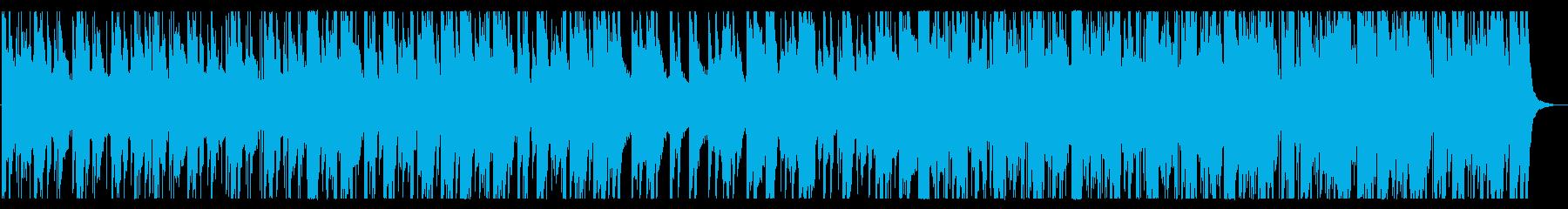 ピアノ/シンプル/R&B_No443_3の再生済みの波形