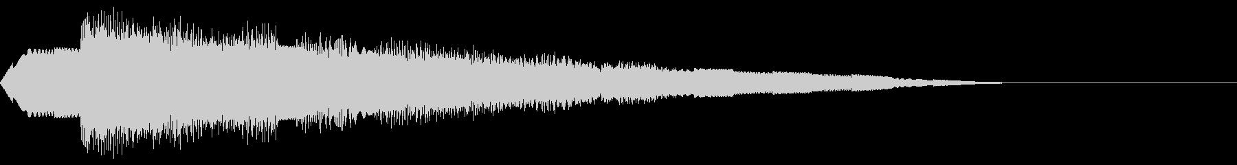 ピロピロ(移動ワープ/宇宙ファミコンSFの未再生の波形