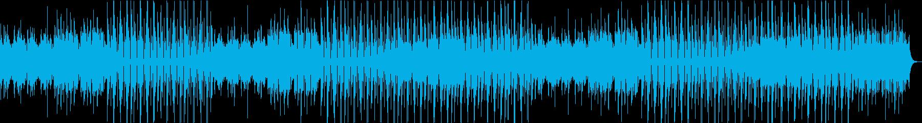 和風・暗い・妖怪・ホラー・トラップの再生済みの波形