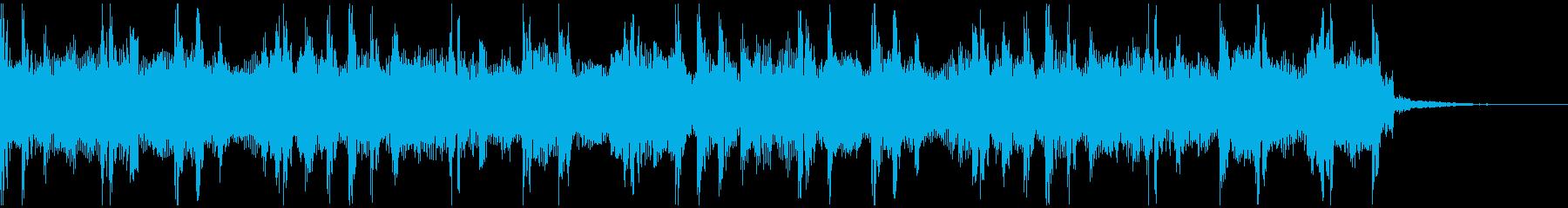 Japanese Chillhop 2の再生済みの波形