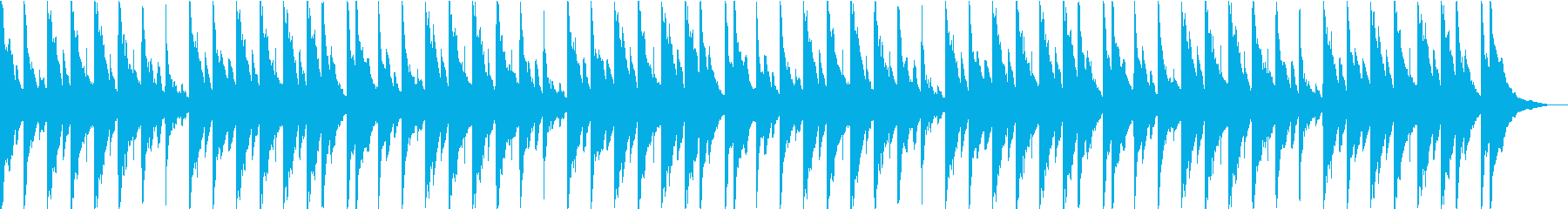 For healing harps, yoga, meditation, cooking shows, etc.'s reproduced waveform
