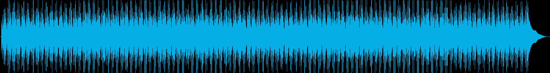 アパレル かわいい・ポジティブ・ハッピーの再生済みの波形