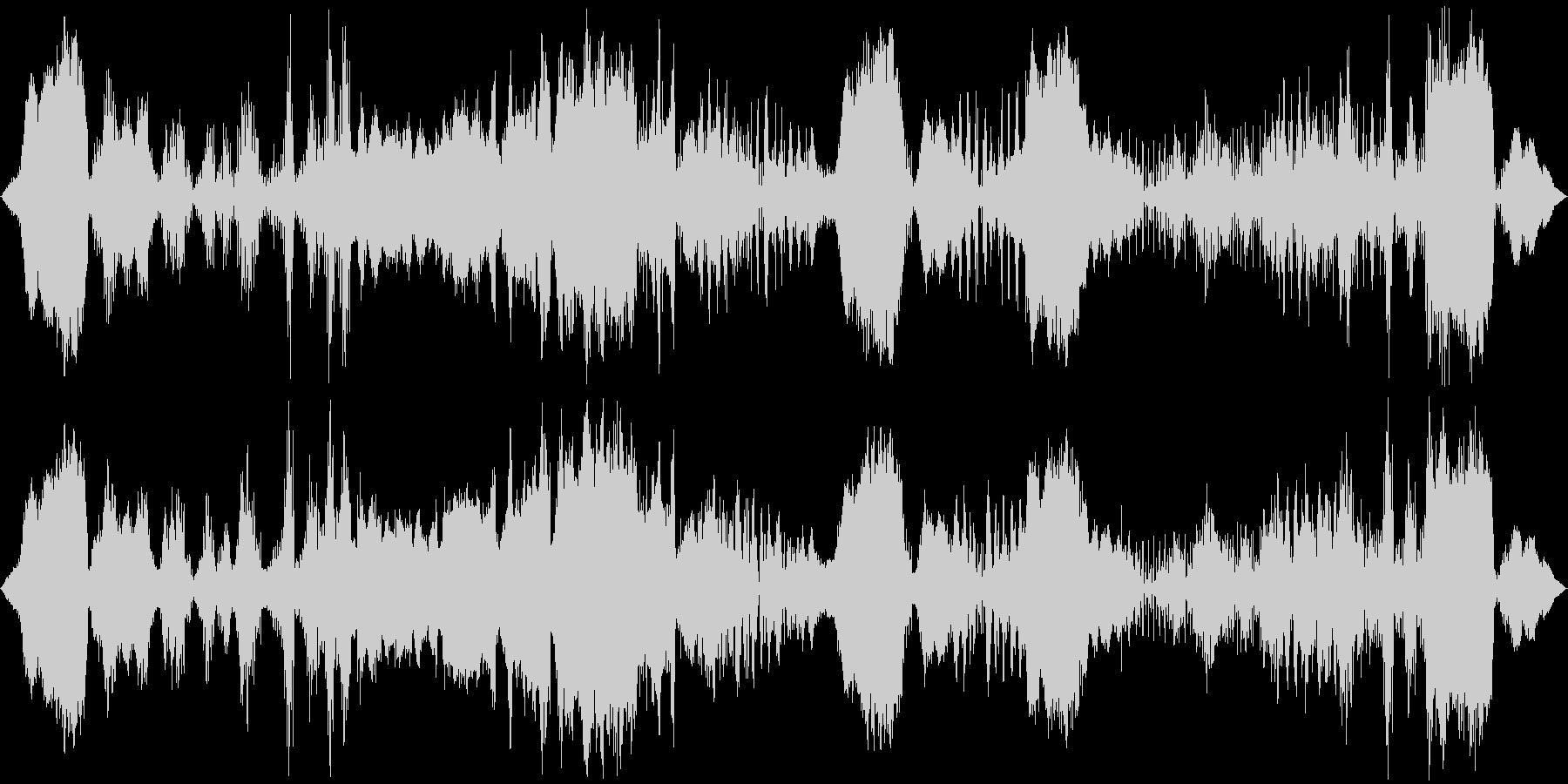 Artificial Noise0のリ…の未再生の波形