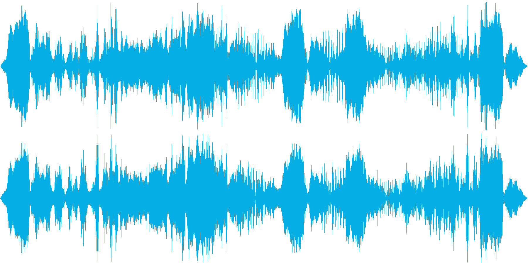 Artificial Noise0のリ…の再生済みの波形