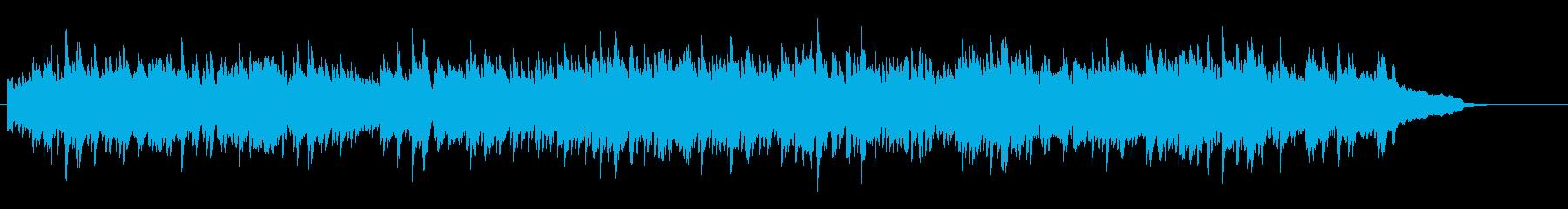 Tranquil Pianoの再生済みの波形