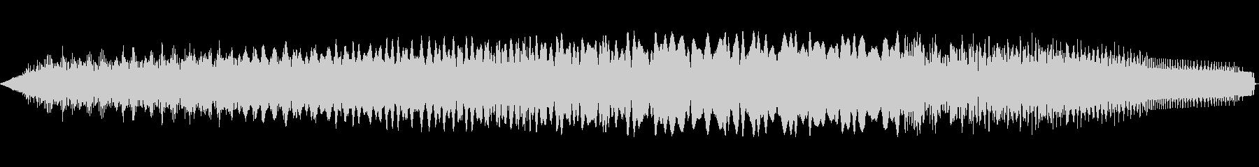 トーンアラームポリフォニックライズ...の未再生の波形