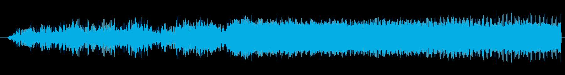 機械 負荷時のタイルカッター04の再生済みの波形