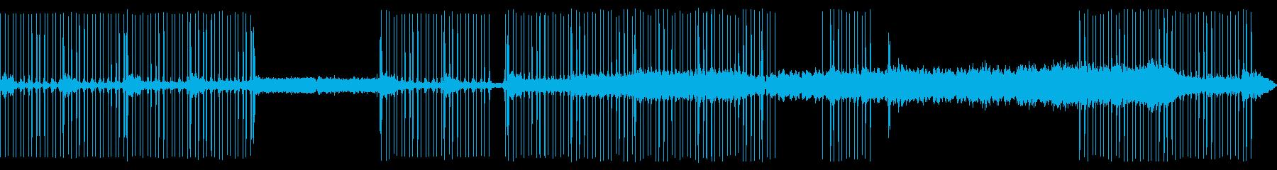 謎めいたチルアウトです。の再生済みの波形