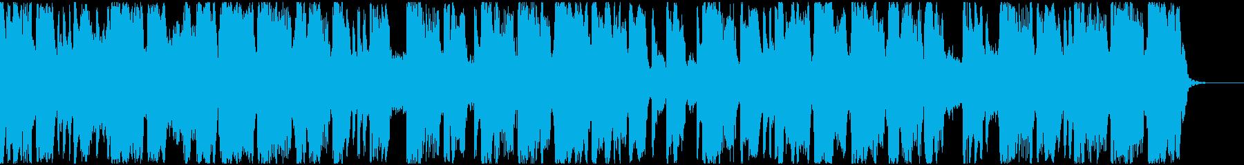 【フューチャーベース】4、ショート6の再生済みの波形