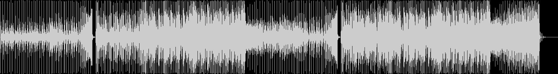 EDM系落ち着いたシックな曲-6の未再生の波形