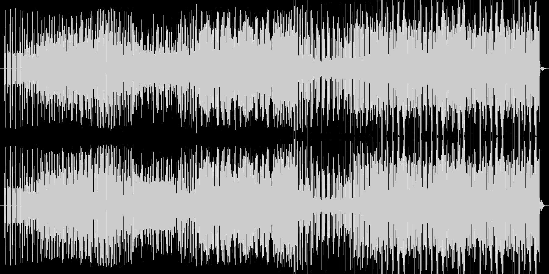 ゲーム音楽ですの未再生の波形