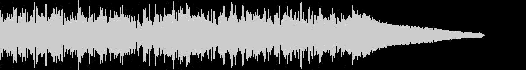 カントリー風ギターイントロ−07Jの未再生の波形