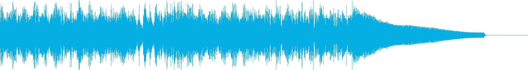 カントリー風ギターイントロ−07Jの再生済みの波形