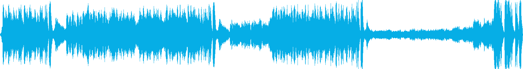 フルオーケストラ・戦闘・ボス・ループの再生済みの波形