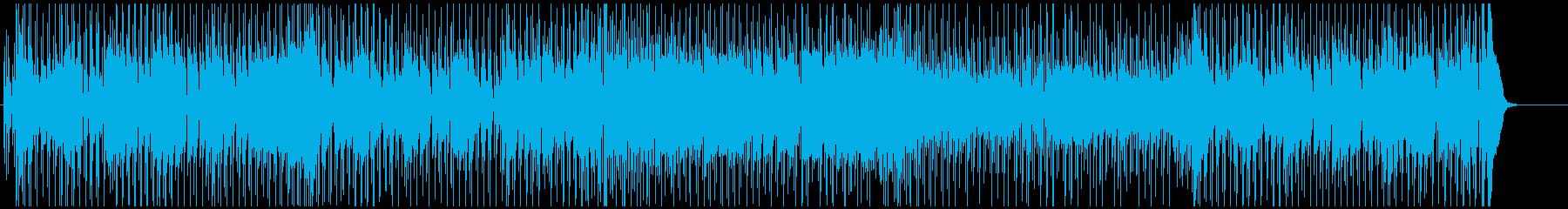 ブルース ポジティブ 明るい 怠け...の再生済みの波形