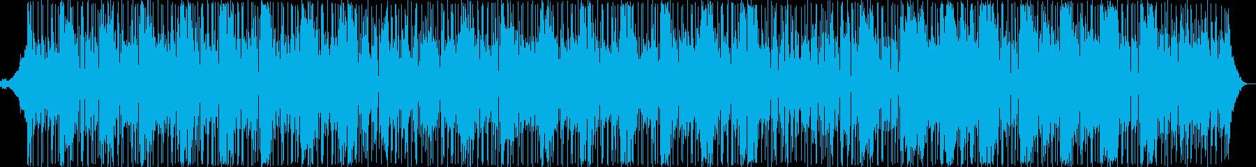 アンビエント センチメンタル アク...の再生済みの波形