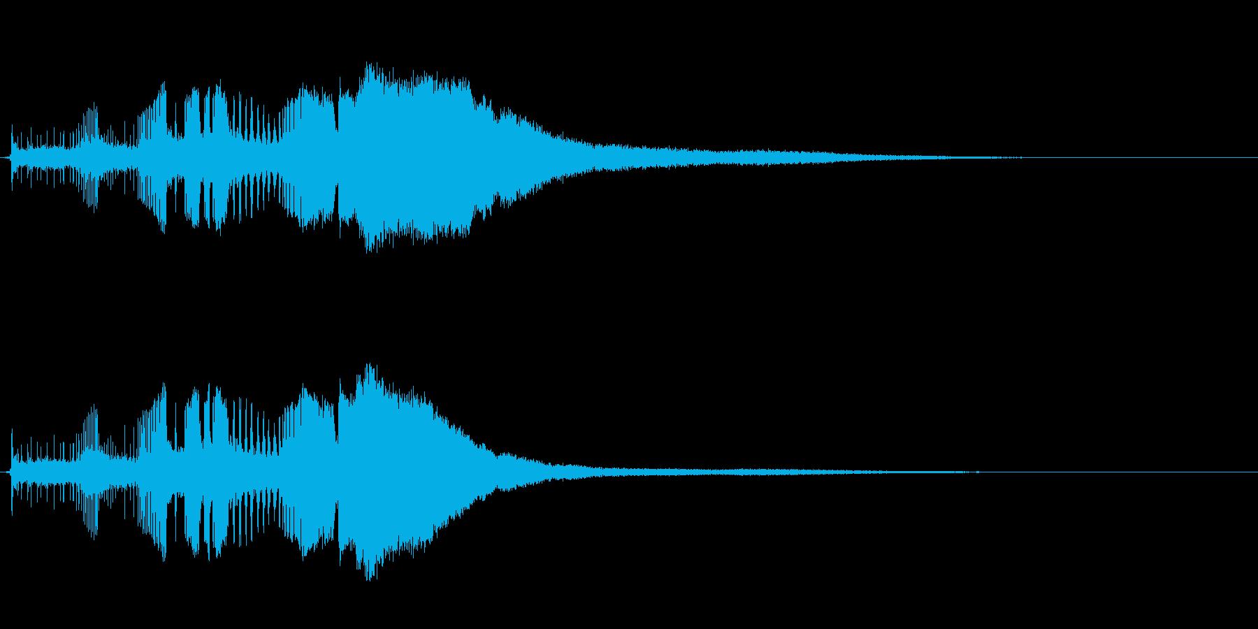 ピアジオバイク-ライド-異なるの再生済みの波形
