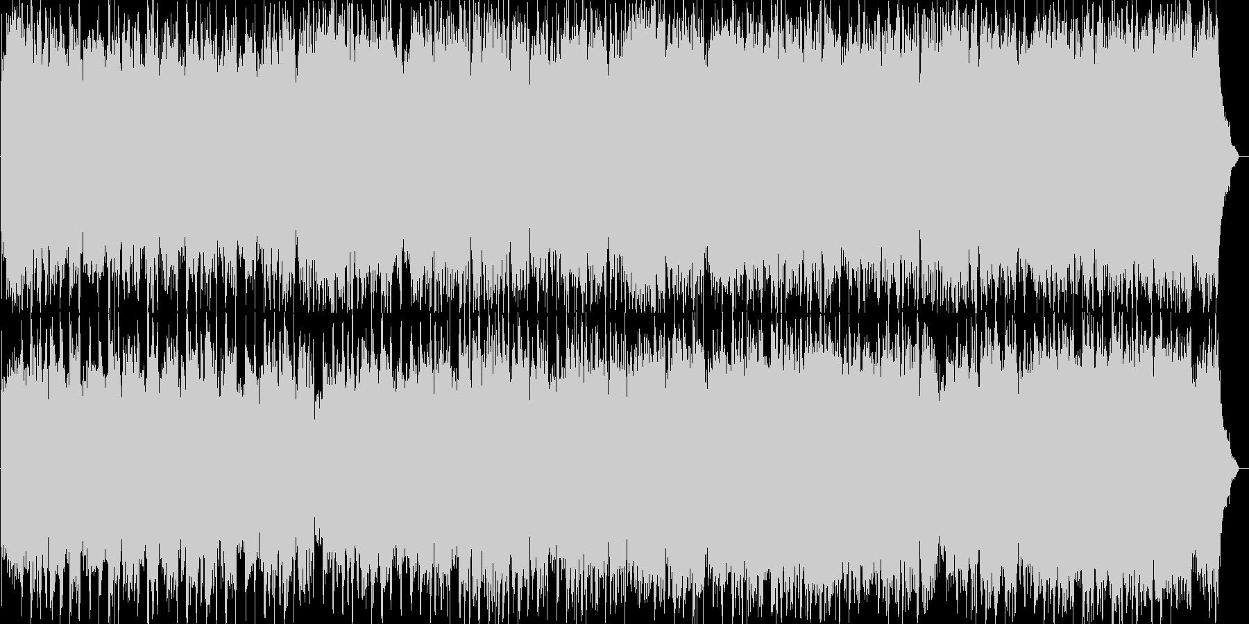アップテンポなエレクトロポップミュージ…の未再生の波形
