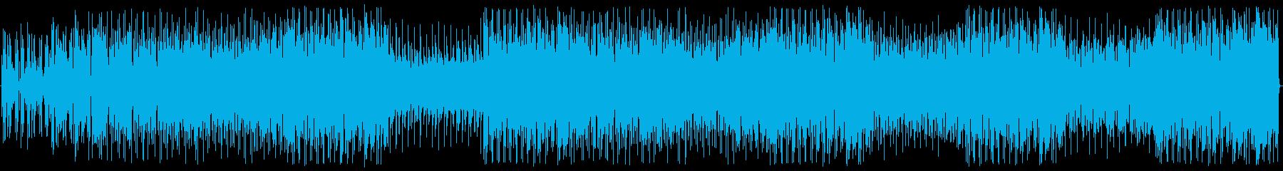 風変わりなメロディーとハッピーなド...の再生済みの波形