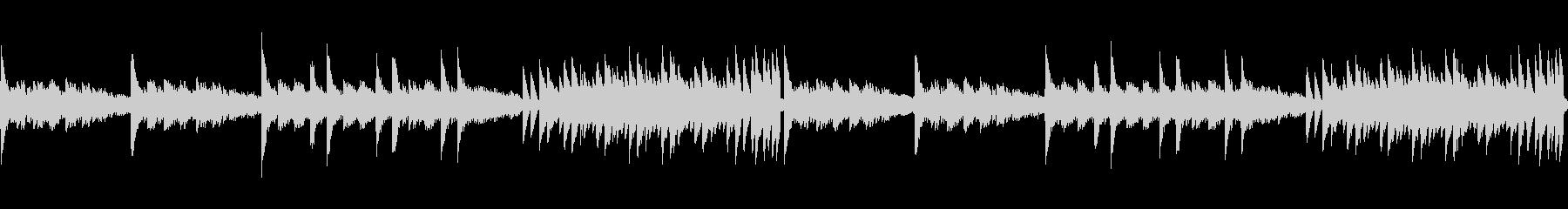 8bitクラシック-水族館-(ループ)の未再生の波形