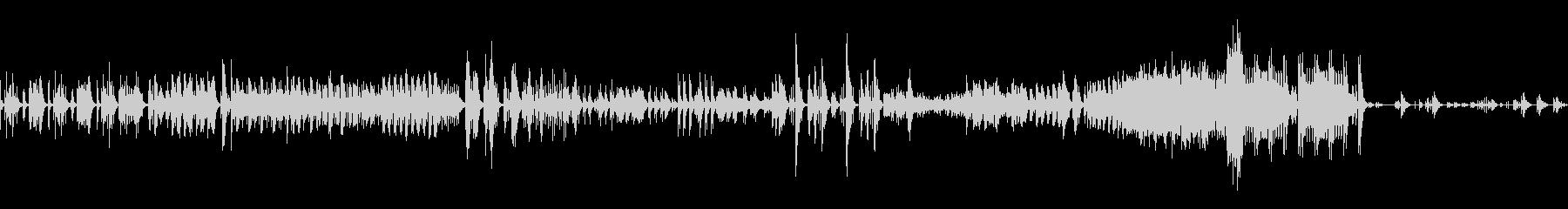 ドラム@ヤナーチェク シンフォニエッタ3の未再生の波形