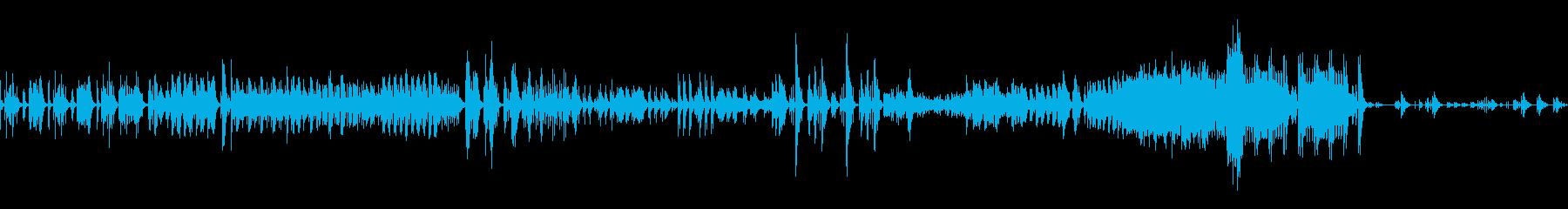 ドラム@ヤナーチェク シンフォニエッタ3の再生済みの波形