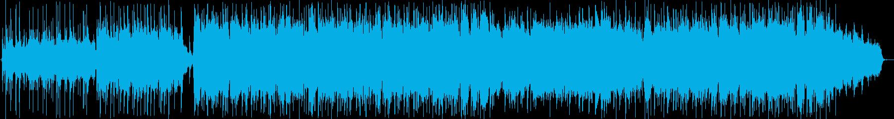 古代日本をイメージした神秘的な一曲の再生済みの波形