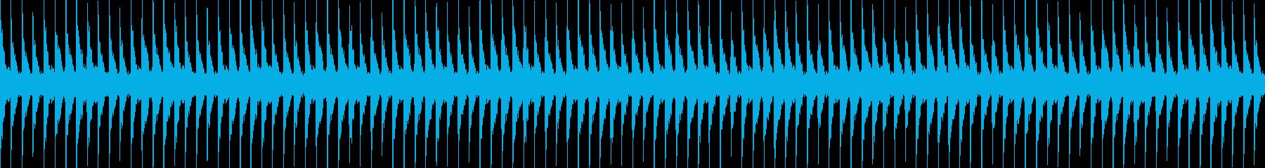 踏切 警告音 電車 レトロ 田舎 田園の再生済みの波形
