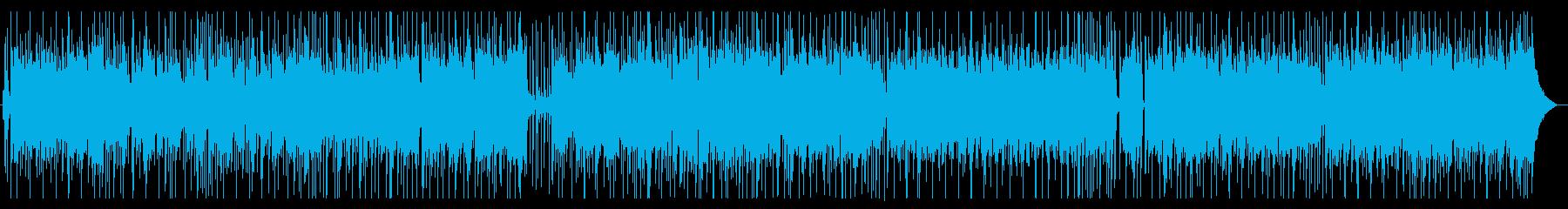 ギターインスト クリーントーン 生演奏の再生済みの波形