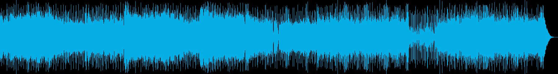 落ち着きながらも力強いポップ・ロックの再生済みの波形