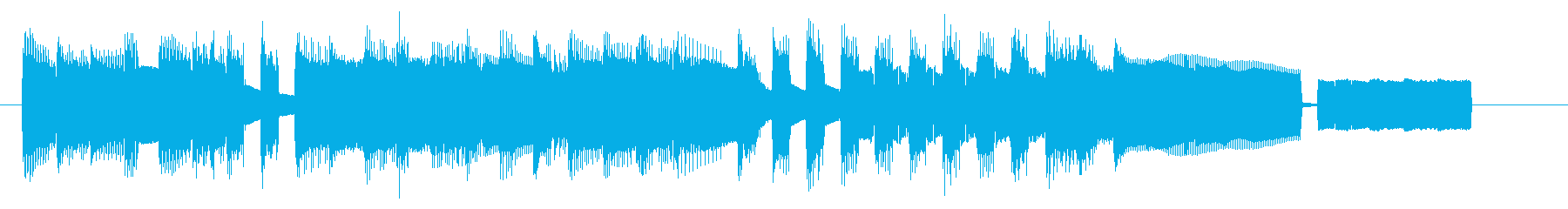 NES STG C07-1(クリア1)の再生済みの波形
