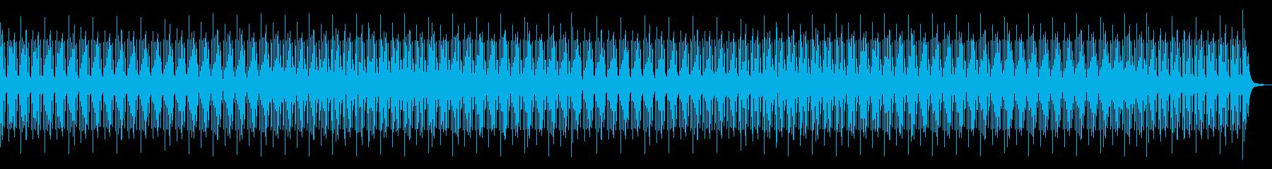 CM・オープニング・爽やか・ポップスの再生済みの波形