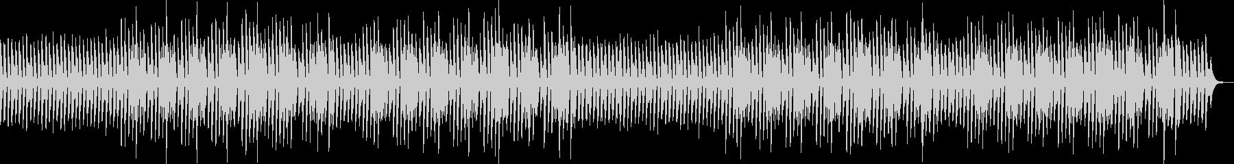 ピアノソロ・楽しい・誕生日・動物の未再生の波形