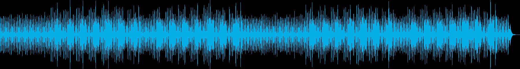 ピアノソロ・楽しい・誕生日・動物の再生済みの波形